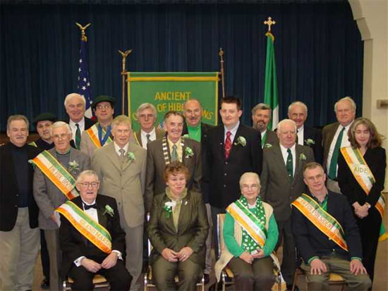 Ancient Order of Hibernians, Div. 16 - Mt. Kisco, NY